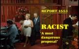 Racist Title Shot