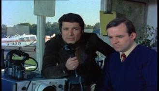 Tony Anholt and John Joyce