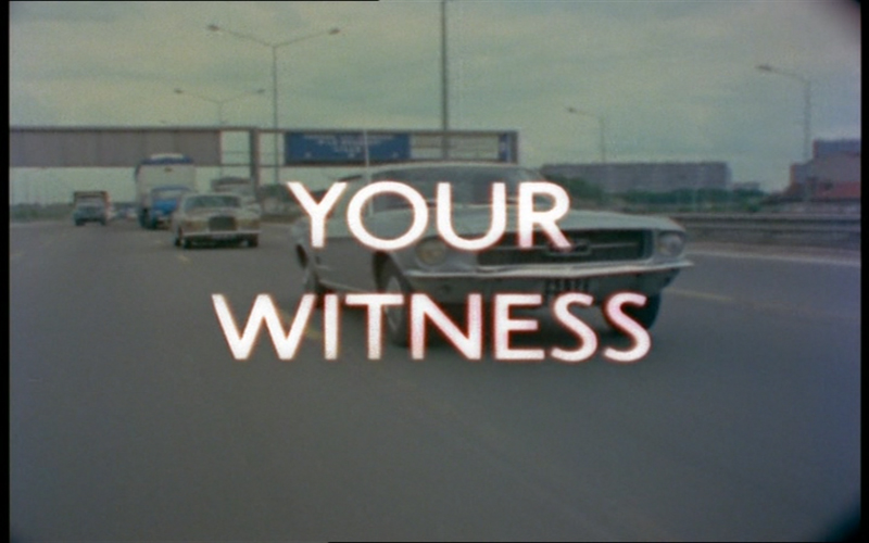 Your Witness Title Shot