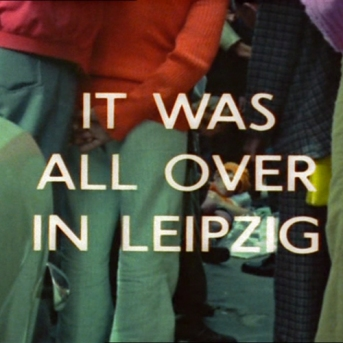 It Was All Over In Leipzig Title Shot