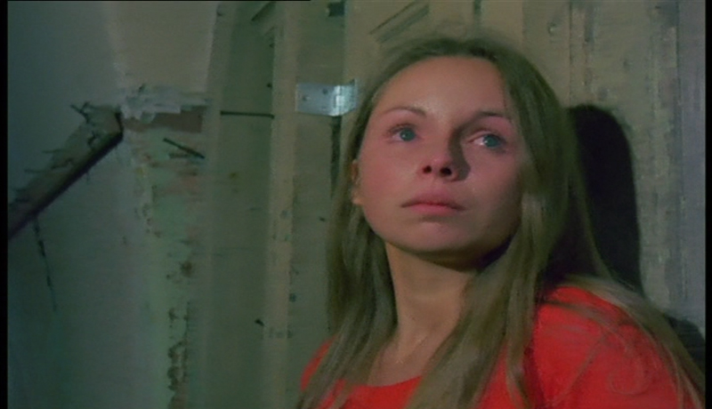 Lalla Ward as Eva Anderson