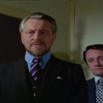 William Lucas as Eastbrook