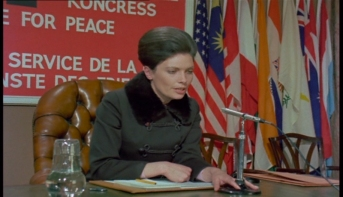 Hildegard Neil as Irena Gayevska