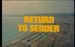 The Adventurer_Return to Sender Title Shot