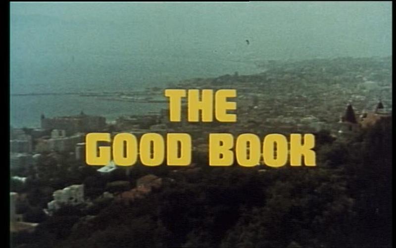 The Adventurer_The Good Book Title shot