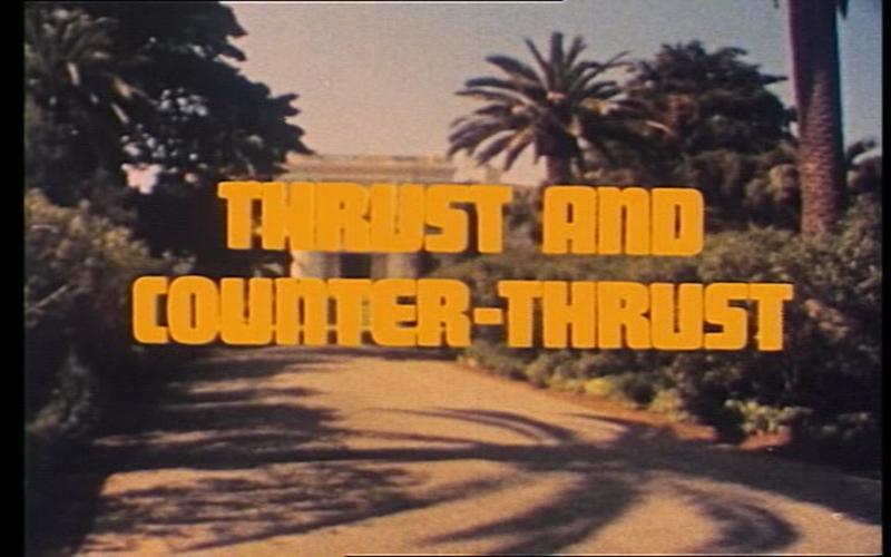 The Adventurer_Thrust and Counter-Thrust Title Shot01