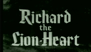 RobinHood_Richard the Lion-Heart Title Shot