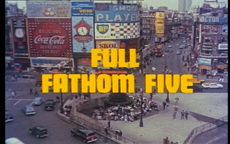 The Adventurer_Full Fathom Five Title Shot