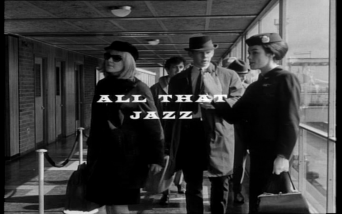 The Sentimental Agent_All That Jazz Title Card