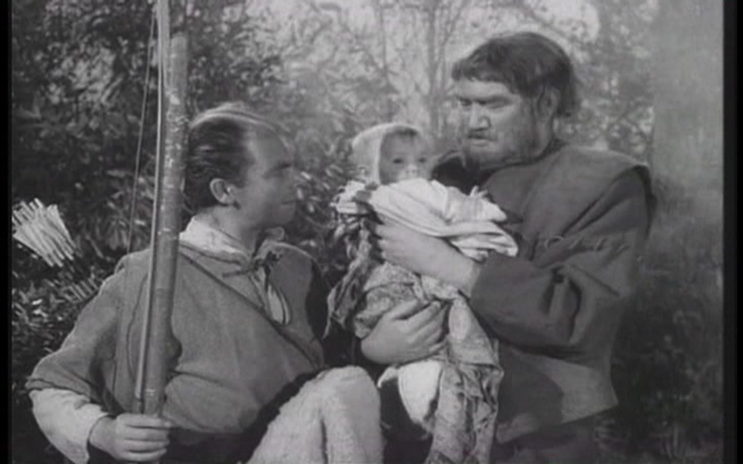 Robin Hood_The Borrowed Baby_5