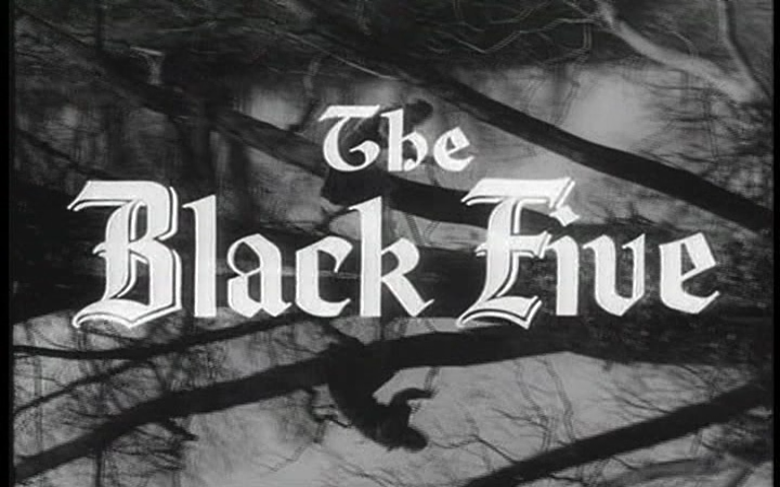 Robin Hood_The Black Five Title Card