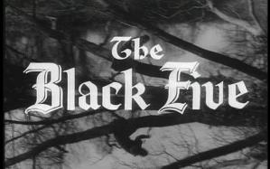 Robin Hood_The Black Five Title Card