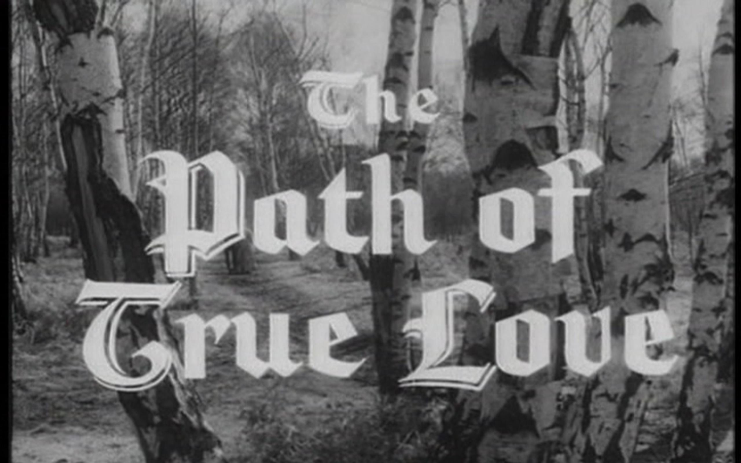 Robin Hood_The Path of True Love Title Card