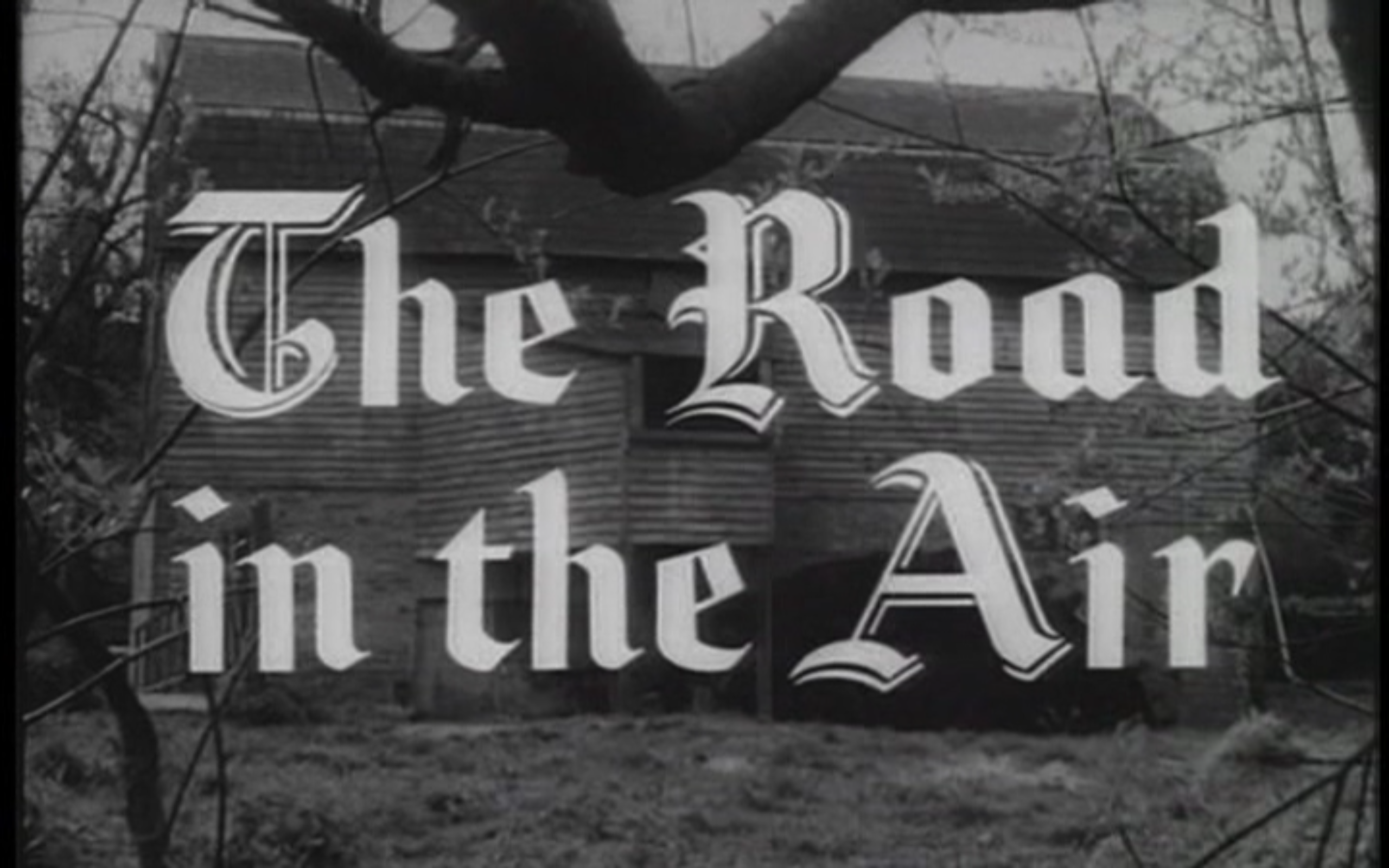 Robin Hood_The Road in the Air Title Card