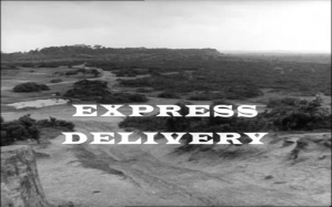 The Sentimental Agent_Express Delivery Title Card
