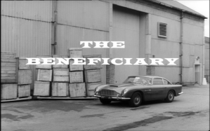 The Sentimental Agent_The Beneficiary Title Card