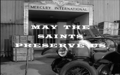 The Sentimental Agent_May The Saints Preserve Us_ Title Card